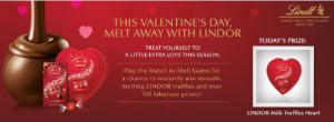 Lindt-Sweepstakes
