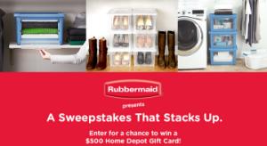 Rubbermaid-Sweepstakes