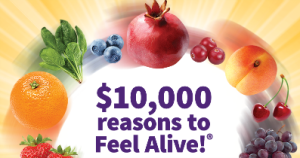 Alive-Vitamins-Sweepstakes