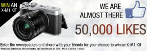 Fujifilm-Sweepstakes