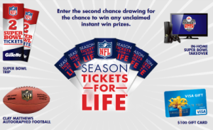 Gillette-Sweepstakes
