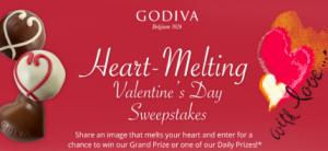 Godiva-Sweepstakes