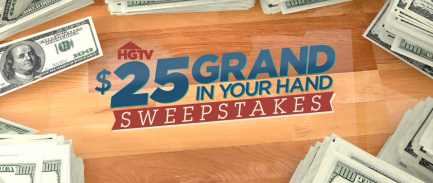 HGTV-Sweepstakes