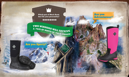 Muck-Boots-Sweepstakes