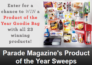 Parade-Magazine-Sweepstakes