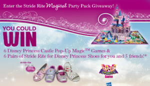 Stride-Rite-Sweepstakes
