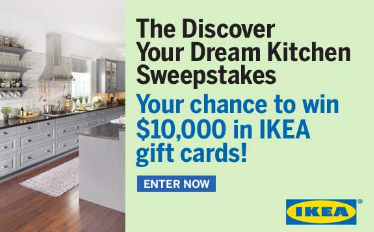 This old house sweepstakes ikea hours