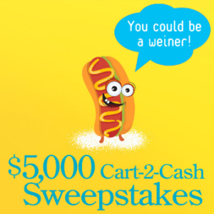 Valpak-Sweepstakes