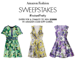 Amazon-Fashion-Sweepstakes