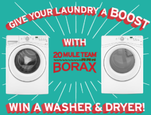 Borax-Sweepstakes