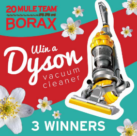 Borax-Sweepstakes