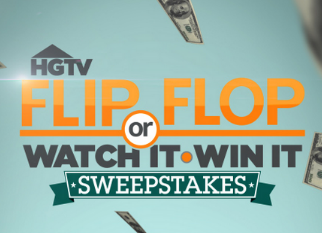 Watch it win it sweepstakes hgtv flip or flop