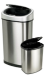 Motion-Sensor-Trash-Cans