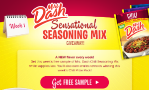 Mrs-Dash-Sweepstakes