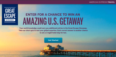 American-Express-Travel-Sweepstakes