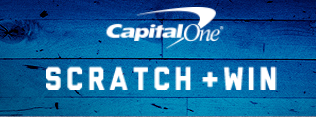 Capital one sweepstakes