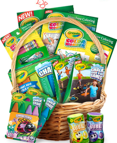 Crayola-Sweepstakes