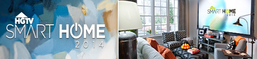 HGTV 2014 Smart Home Giveaway Sweepstakes – Win the HGTV Smart Home