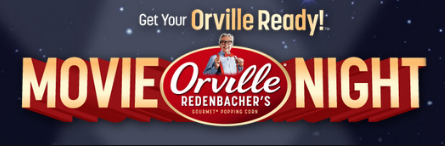 Orville Ready Movie Sweepstakes and Instant Win Game – Win $10,000