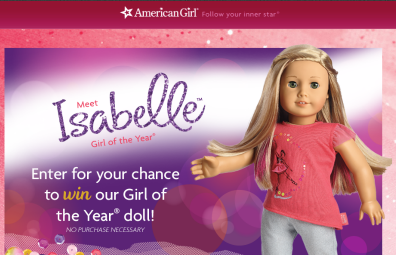 American-Girl-Sweepstakes