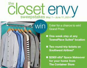Container-Store-Sweepstakes