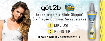 got2b-Sweepstakes