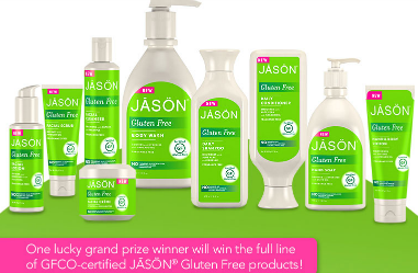 Jason-Sweepstakes