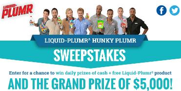 Liquid-Plumr-Sweepstakes