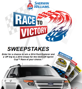 Sherwin-Williams-Sweepstakes