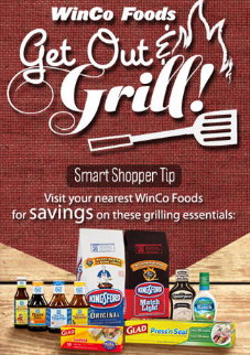 WinCo Foods May BBQ – Get Out and Grill Sweepstakes – Win a $100 ...