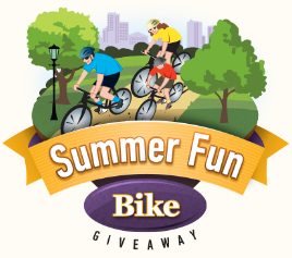 Buddig Summer Fun Bike Giveaway Sweepstakes – Win 2 bicycles and 2