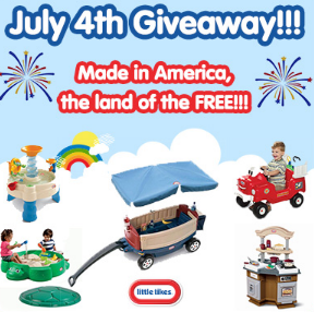 Little-Tikes-Sweepstakes