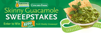 Concord-Foods-Sweepstakes