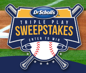Dr-Scholls-Sweepstakes