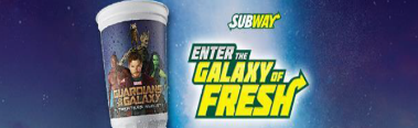 Subway-Sweepstakes