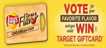 Lays-Target-Sweepstakes