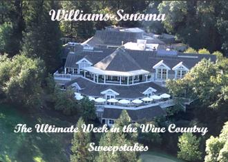 Williams-sonoma-sweepstakes