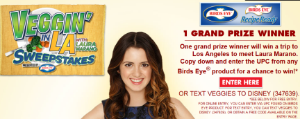 Birds-Eye-Sweepstakes