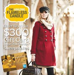 The-Amazing-Flameless-Candle-Sweepstakes