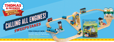 Thomas-Sweepstakes