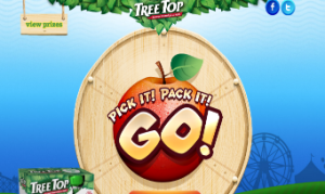 Tree-Top-Sweepstakes