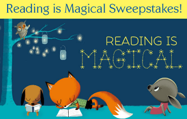I See Me Reading Is Magical Sweepstakes Win A 500