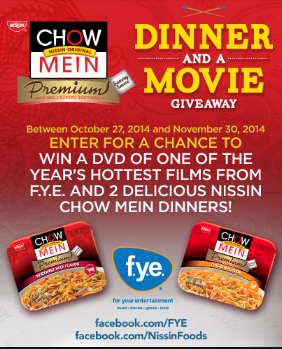 Nissin-Foods-Sweepstakes
