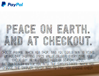PayPal-Sweepstakes