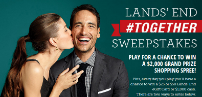 Lands-End-Sweepstakes
