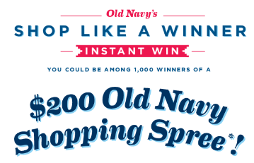 Old-Navy-Sweepstakes