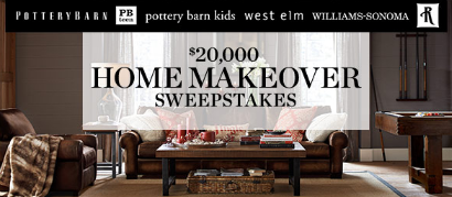 Pottery-Barn-Sweepstakes