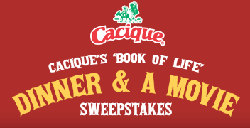 Cacique-Sweepstakes
