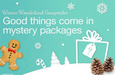 Coupons-December-Sweepstakes