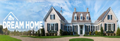 HGTV Dream Home 2015 Giveaway Sweepstakes – Win the HGTV Dream Home
